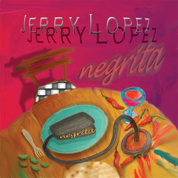 JERRY LOPEZ - NEGRITA 2003